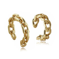 Charming Hottest Alloy Earrings (Set of 2)