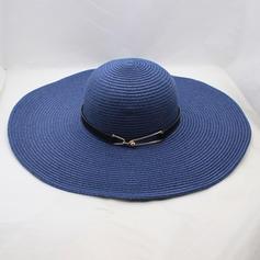 Dames Spécial Raphia paille Chapeaux de plage / soleil