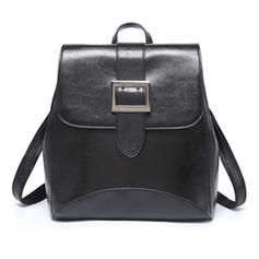 Refined PU Backpacks