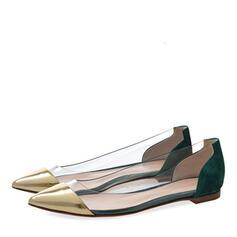 Mulheres PVC Sem salto Sem salto com Outros sapatos