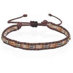Stylish Alloy Resin Bracelets