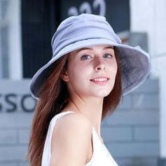 Ladies' Handmade/Hottest Cotton/Polyester Beach/Sun Hats