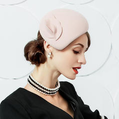 Ladies' Elegant Wool Fascinators
