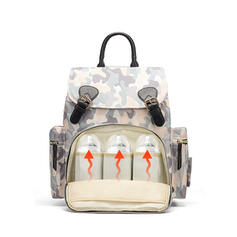 Único/Clássica/Viagem/Super conveniente/Saco da mamãe mochilas/Balde Malas/Hobo Malas