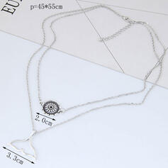 Vintage Alloy Necklaces