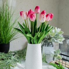 Tulipes Plastique Bouquets ( ensemble de 3)