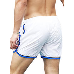 Men's Lined Swim Trunks