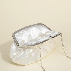 Modisch Seide Handtaschen