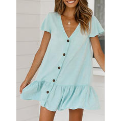 Solid Color Sexy Elegant Fashionable Cover-ups Swimsuits