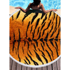 Tiger Pattern attractive Beach Towel