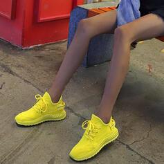 Vrouwen Doek Mesh Outdoor Atletisch met Vastrijgen schoenen