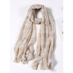 Plaid simple Scarf