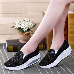 Women's Mesh Casual Outdoor With Sequin shoes