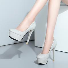 Жіночі ПУ Шпилька Насоси Платформа з Інші взуття