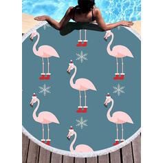 Animal atractivo/moda/fresca toalla de playa