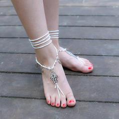 Slitina Chinlon Ozdoby na obuv (Sada 2ks)