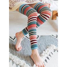 Rayé Chaud/aux femmes/Chaussettes hautes Chaussettes/Bas