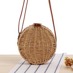 Vintage/Simples Bolsas Crossbody/Sacos de praia