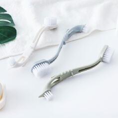 Modern Nylon Cleaning Brush (Set of 2)