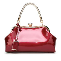 Gorgeous/Fashionable/Japanned Leather PU Totes Bags/Fashion Handbags