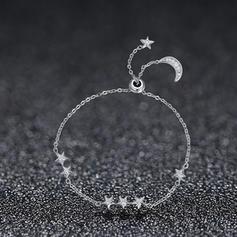 Unique argent Dames Bracelets de mode