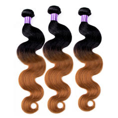 4A Body Human Hair Human Hair Weave (Sold in a single piece) 50g