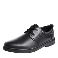 Lace-up Dress Shoes Real Leather Men's Men's Oxfords