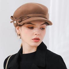 Ladies' Fashion/Glamourous/Pretty Wool Floppy Hats
