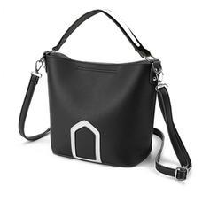 Elegant PU Shoulder Bags/Bucket Bags/Hobo Bags