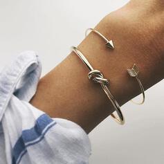 Liga Conjuntos de jóias Pulseiras (Conjunto de 2 pares)