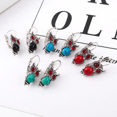 Cute Owl Vintage Alloy Rhinestones With Rhinestone Jewelry Sets Christmas Jewelry