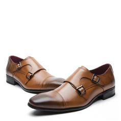 Mnící popruhy Společenské boty Pravá Kůže Pánské Pánská obuv Oxford