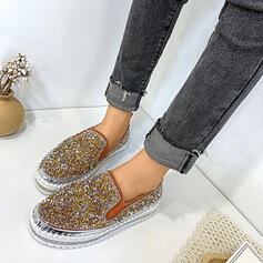 Women's Sparkling Glitter Casual Outdoor With Sequin shoes