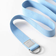 Multi-functional Stretchable Cotton Polyester Yoga Stretch Strap