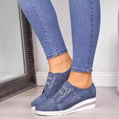 Women's PU With Buckle shoes
