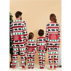 нести Письмо Распечатать Семейное соответствие Рождественская пижама