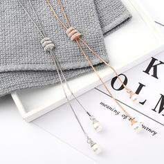 Shining Beautiful Rhinestones Imitation Pearls Copper With Imitation Pearl