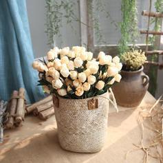 "16.14""(Approx.41cm) Tulip Plastic Bouquets (Set of 2)"