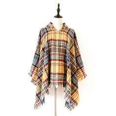 Plaid Square/Cold weather