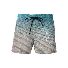 De Los Hombres Impresión Pantalones cortos Traje de baño