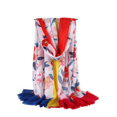 Floral Light Weight/Shawls/attractive/fashion Scarf