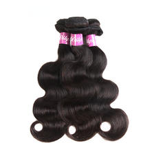 5A Body Human Hair Human Hair Weave (Sold in a single piece) 100g