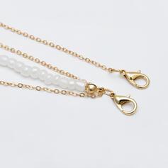 Stilvoll Anhänger Legierung Schmuck Sets Halsketten