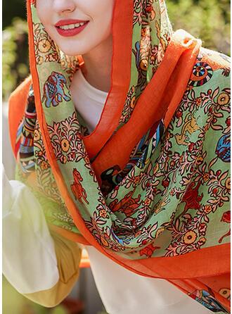 Land-Art attraktiv Schal