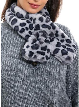 Leopard Température froide Écharpe