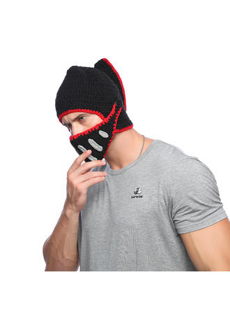 Men's Special/Animal Polyester Beanie/Slouchy