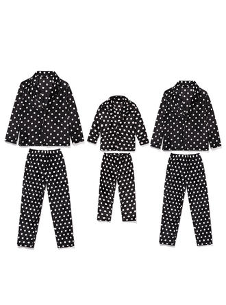 PolkaDot Family Matching Pajamas