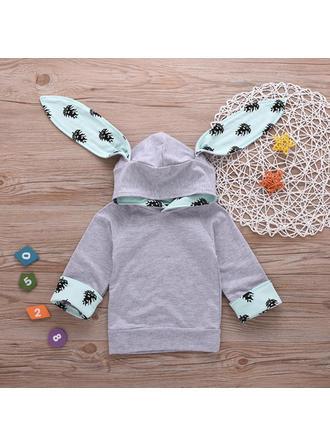Bébé & Bambin Fille Lapin Coton Sweat-Shirt