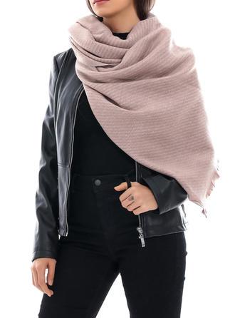 Solid färg attraktiv/Kallt väder Halsduk