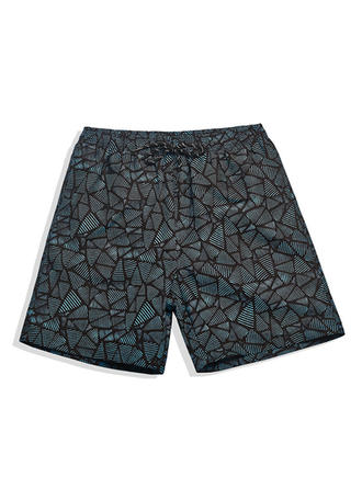 Men's Lined Board Shorts